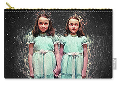 Come Play With Us - The Shining Twins Carry-all Pouch