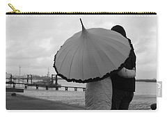 Come Rain Or Shine Carry-all Pouch