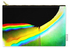 Come-sit In My Rainbow Carry-all Pouch