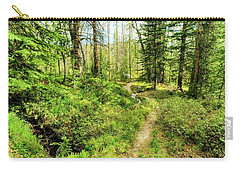 Come Walk With Me Carry-all Pouch
