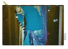 Carry-all Pouch featuring the photograph Come With Me To The Casbah by Denise Fulmer