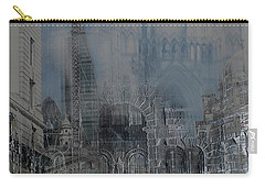Comes The Night - City Deamscape Carry-all Pouch