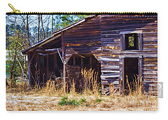 Coming Apart With Character Carry-all Pouch by Roberta Byram
