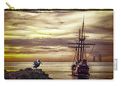 Coming Home Carry-all Pouch by Diane Schuster