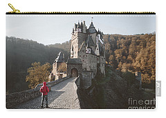 Coming Home Carry-all Pouch by JR Photography