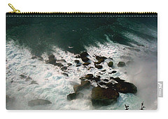 Carry-all Pouch featuring the photograph Coming Out by Harsh Malik