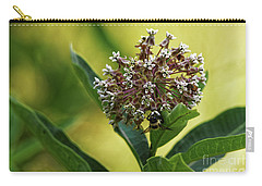 Common Milkweed Carry-all Pouch by Paul Mashburn