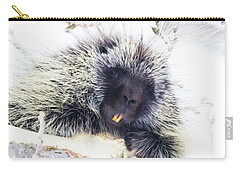 Common Porcupine Carry-all Pouch
