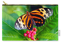 Common Tiger Glassywing Butterfly Carry-all Pouch