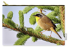 Common Yellow-throat Carry-all Pouch