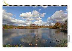 Commonwealth Lake Park In Beaverton Oregon Carry-all Pouch