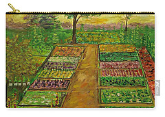 Community Garden Carry-all Pouch by Mike Caitham