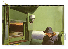 Compartment C Carry-all Pouch by Edward Hopper