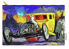 Competition Coupe Van Gogh Carry-all Pouch