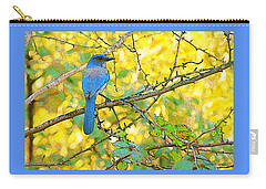 Complimenting Spring Carry-all Pouch by Steve Warnstaff