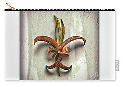 Composite Fleur-de-lis Of Oleander Carry-all Pouch