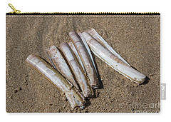 Carry-all Pouch featuring the photograph Composition #1 by Ana Mireles
