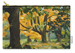 Concord Fall Trees Carry-all Pouch
