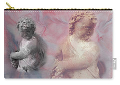 Concrete Cherubs Carry-all Pouch by Toni Hopper