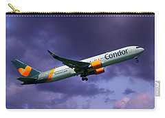 Condor Boeing 767-3q8 Carry-all Pouch