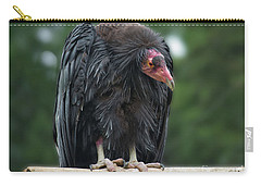 Condor On A Perch Carry-all Pouch
