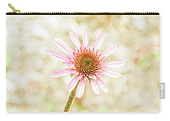 Cone Flower Carry-all Pouch by Jay Stockhaus