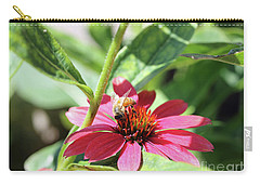 Coneflower Honeybee II Carry-all Pouch