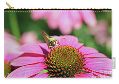 Coneflower Moth I Carry-all Pouch