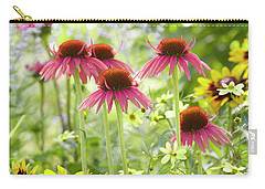 Coneflower Scene Carry-all Pouch