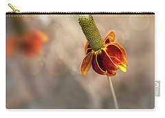 Mexican Hat Prairie Flower Carry-all Pouch