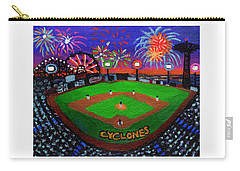 Coney Island Cyclones Fireworks Display Carry-all Pouch