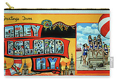 Coney Island Post Card Carry-all Pouch