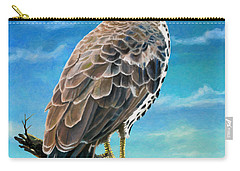 Congo Serpent Eagle Carry-all Pouch by Anthony Mwangi