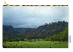 Coniston Watercolour Sketch Carry-all Pouch
