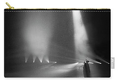 Carry-all Pouch featuring the photograph Conjuring The Lightning by Alex Lapidus