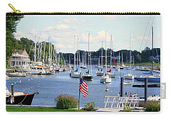 Connecticut Harbor Town Carry-all Pouch