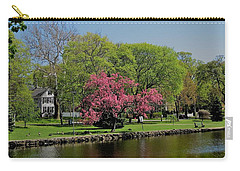 Carry-all Pouch featuring the photograph Connecticut by John Scates