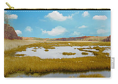 Connecticut Salt Water Marsh Carry-all Pouch