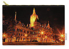 Connecticut State Capitol Carry-all Pouch