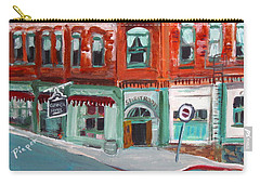 Connor Hotel In Jerome Carry-all Pouch