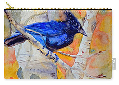 Constant Motion Carry-all Pouch by Beverley Harper Tinsley