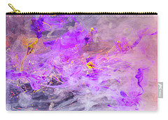 Contemplation - Colorful Abstract Photography Carry-all Pouch