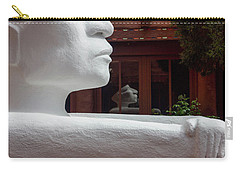 Contemplation Carry-all Pouch by Jim Gillen