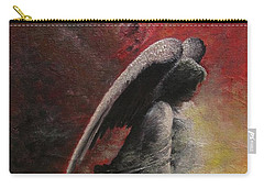 Contemplative Angel Carry-all Pouch