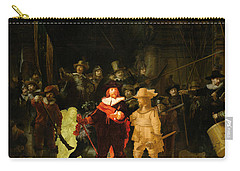 Contemporary 1 Rembrandt Carry-all Pouch by David Bridburg