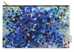 Contemporary Art Fifty Carry-all Pouch