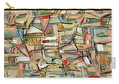 Contemporary Art Forty-eight Carry-all Pouch