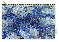 Contemporary Art Forty-nine Carry-all Pouch