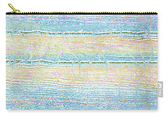 Contemporary Design Carry-all Pouch by Ellen O'Reilly