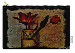 Carry-all Pouch featuring the photograph Contemporary Still Life by Marsha Heiken
